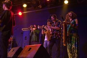 Dele Sosimi Afrobeat Orchestra, Switzerland 2011