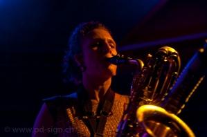 Dele Sosimi Afrobeat Orchestra, Switzerland, JazzOnze+, 2011