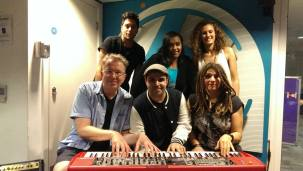 Elia & The Low Tears BBC 6 Tom Robinson session