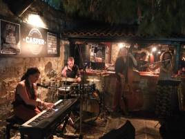 Jessica Lauren Band Casper Bar live 2013
