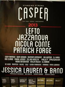 Jessica Lauren Casper Bar 2013