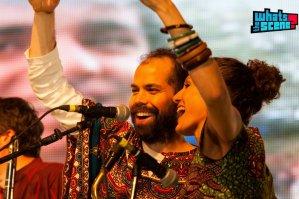 Dele Sosimi - MAD Festival 2012. Tom and Tamar
