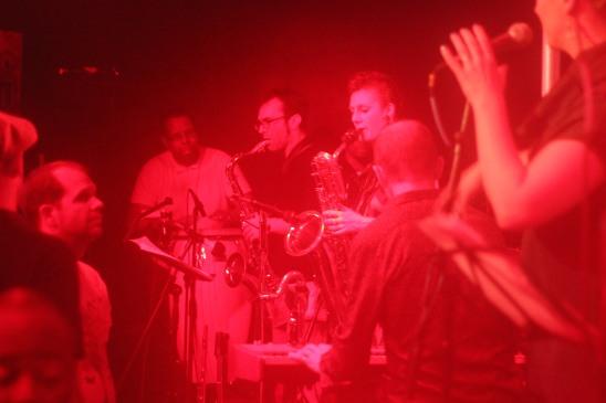 emanative @ dingwalls gilles peterson 2012