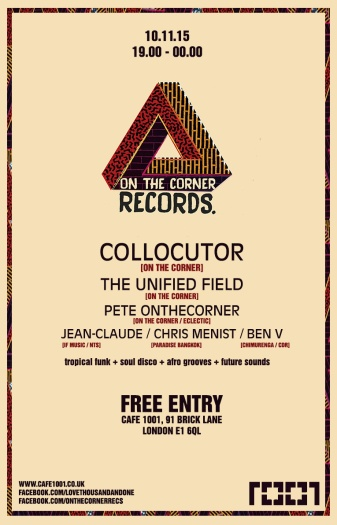 Collocutor @ OtC label Showcase